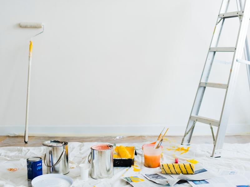 Colour trends for interior design in 2019