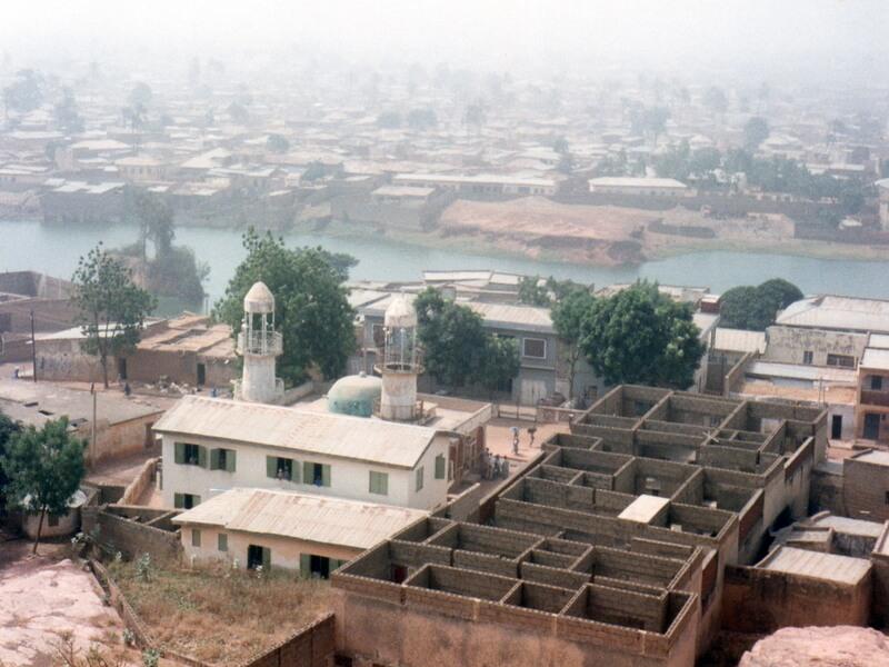 Kano city Nigeria