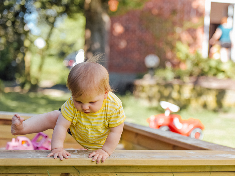 How to childproof your backyard and keep your kids safe