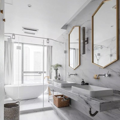 Different Types Of Modern Bathroom
