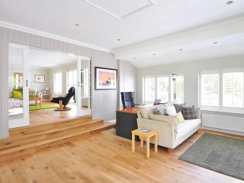 5 reasons to use wood as a building material