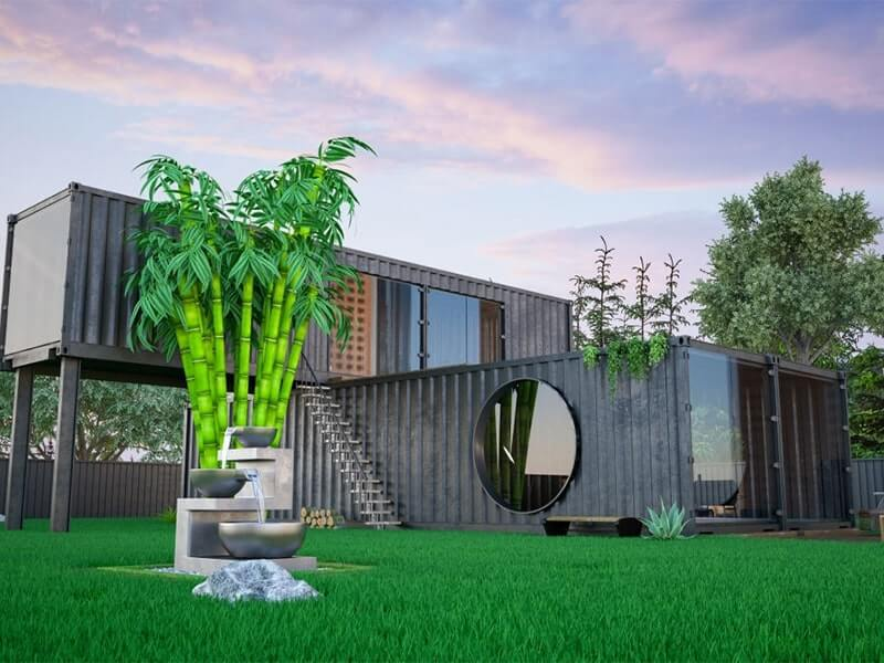 Considerations when building a shipping container home